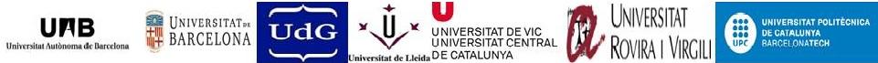 Logos universitats